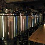 Beer brewing!