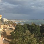 View from suite 12 to the East (Bahia de Palma)