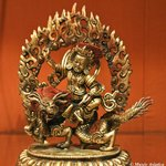 Oeuvre tibétaine - Kubera