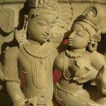Couple Shiva et Parvati