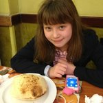 Maja and local bread