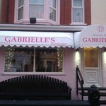 Exterior of Gabrielle's