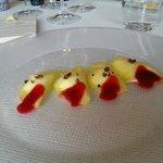 mezzelune di ananas