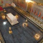 La tumba de Hassan II