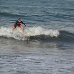 great fun i the surf with CRSC