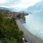 Views of Brienz from the church