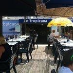 Le tropicana - plage pointe rouge