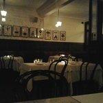 Restaurante Ici Bistrô a luz de velas
