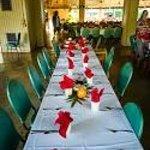 Smith's Luau, dining