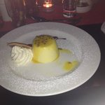 Dessert , amazing !
