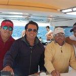 Aramis & Eduardo and Crew