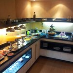 Hotel Zurbaran - Desayuno Buffet