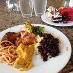 Buffet de Restaurante San Nicolás