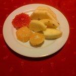 Frutta fresca, ... ottima !