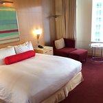 Beautiful room. Very Clean.