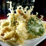 Shrimp & Vegetable Tempra
