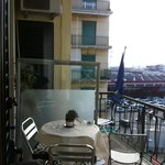 Balcon de habitacion