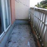 Moldy Balcony
