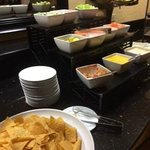 Evening Consierge food - Nachos