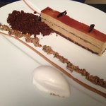 Foie gras façon opéra
