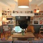 Salon de l'Hôtel / Hotel Lounge