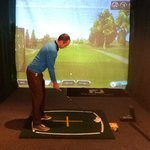 Teeing off on the Brabazon at the Belfry