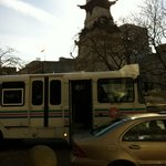 Circle City Tours on Monument Circle