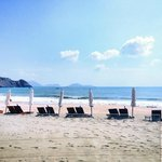 Mia's Private beach