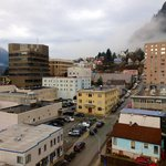 View of downtown Juneau