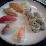 Fantastic Sushi and Nigiri!