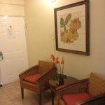 My suite entrance