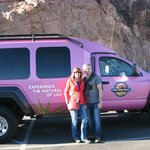 Pink Jeep Grand Canyon