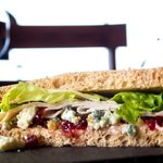 Signature Turkey sandwich