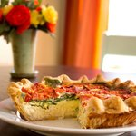 Quiche pies made to order