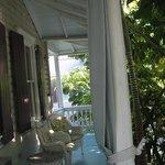 Coco Plum balcony