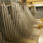 Part of the Forest of pipes in the string chamber