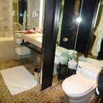 renowated bathroom
