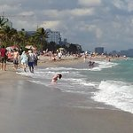 Beautiful Beach- Swim even in February