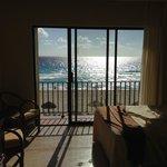 Breathtaking beachfront views