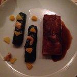 Cochonelle (ou algo assim... Rs): surpreendente mistura de porco, couve, feijão, torresmo e lara