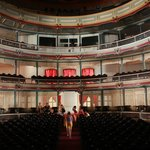 Beautiful restored theatre