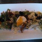 Truffle salad