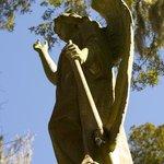 Angel statue in Bonaventure