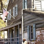 Pirate house in Historic Savannah