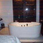 kamar mandi yg bersih dan luas
