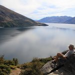 The best seat in Wanaka