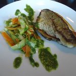 Grilled fish, very tasty!!