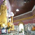 Inside Sein Yaung Chi Pagoda