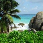 traumhafter Carana Beach
