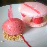 dessert St Valentin